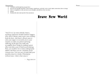 Brave New World Passage Pass