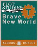 Brave New World - Plot Studies (Graphic Organizer Collection)