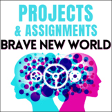 Brave New World Projects and Assignments (14 options)