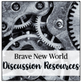 Brave New World: Socratic Seminar Discussion Questions & R