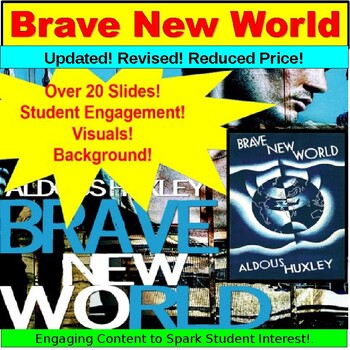 Brave New World, Teaching Lessons PowerPoint