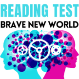 Brave New World Test (reading check for the entire novel)