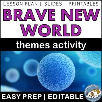 Brave New World Themes Textual Analysis Activity