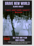 Literature - Brave New World Unit Plan Distance Learning