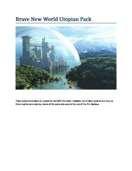 Brave New World Utopian Pack