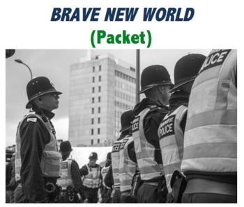 Brave New World Vocabulary Quizzes- BUNDLE