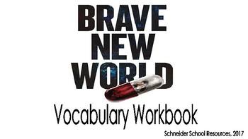Brave New World Vocabulary Workbook Activity