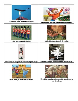 Brave Tin Soldier Order of Events