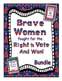 Brave Women Who Fought for the Right To Vote & Won! Readin