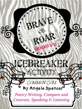 """Comparing and Contrasting Songs: """"Brave"""" or """"Roar"""""""