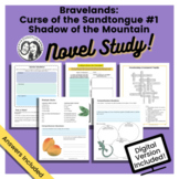 Bravelands - Curse of the Sandtongue #1 - Shadows on the M