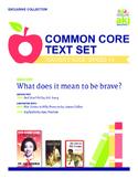 Bravery Common Core Text Set