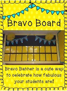 Bravo Banner