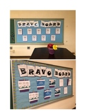 Bravo Board Bulletin Board Set