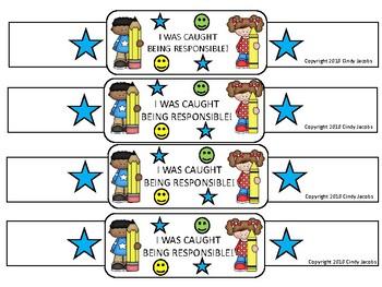 Bravo Bracelets Student Recognition for Good Behavior