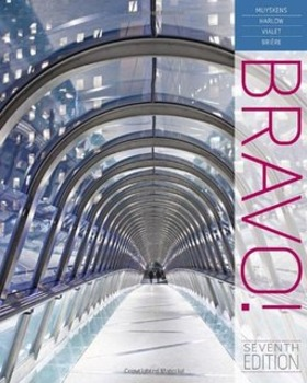 Bravo French textbook Chapter 2 guided notes pack French 4
