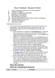 Bravo French textbook Chapter 6 French 4 Resources pack