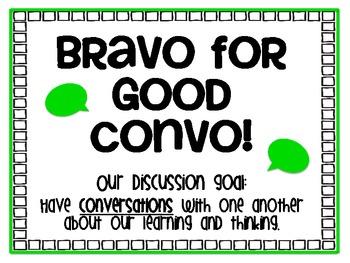 Bravo for Good Convo