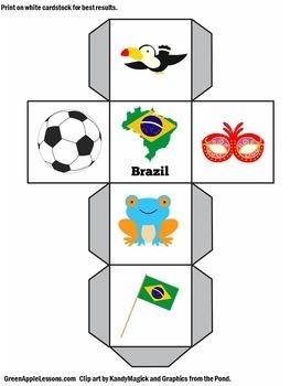Brazil Activity   Brazil Worksheet   Brazil for Kids   Brazil Culture