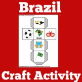 Brazil Activity Worksheet