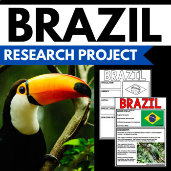 Brazil - Facts and Information about Brazil - Guided Resea