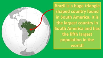 Brazil - A General Introduction