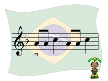 Brazil - A Vocal Challenge Game to Practice So-Mi