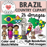 Brazil Clipart by Clipart That Cares