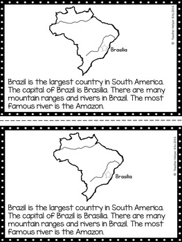 Brazil Booklet-Country Study