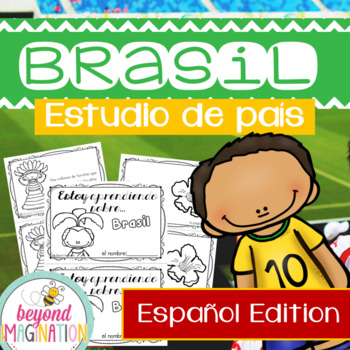 Brazil Booklet Country Study Project Unit Español (Spanish) Edition
