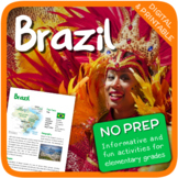 Brazil (Fun stuff for elementary grades)