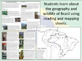Brazil - Geography & History Unit