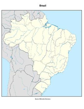 Brazil Geography Quiz