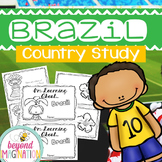 Brazil Booklet Country Study Project Unit
