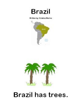 Brazil (Level A) student book