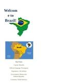 Brazil Mini Booklet