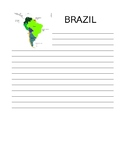 Brazil Notebooking Page