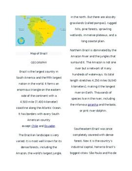 Brazil Packet