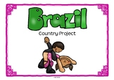 Brazil Project for Geography