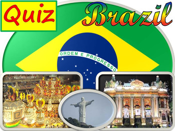 Brazil - Quiz - Power Point Presentation