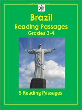 Brazil Worksheet Teaching Resources | Teachers Pay Teachers