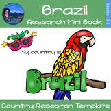 Brazil - Research Mini Book