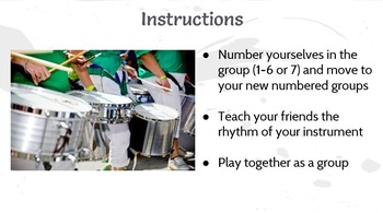 World Music (Brazil Samba Percussion)