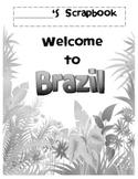 Brazil Scrapbook