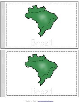 Brazil Symbols