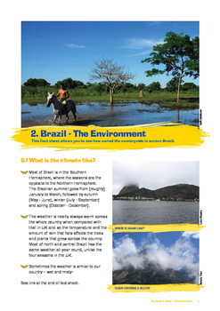 Brazil Term Planning and Resources