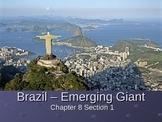Brazil - The Emerging Giant