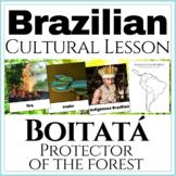 Brazilian Cultural Lesson: The Legend of Boitatá