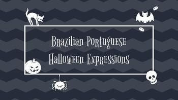 Brazilian Portuguese Halloween Expressions