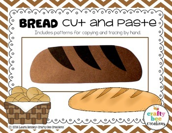 Bread Cut and Paste
